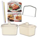 Set pentru pate de ficat de gasca (foie gras)