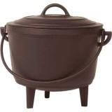 Ceaun din fonta 10 litri